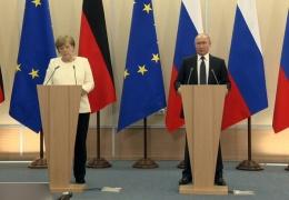 Мировые СМИ строят догадки вокруг визита Путина в Германию