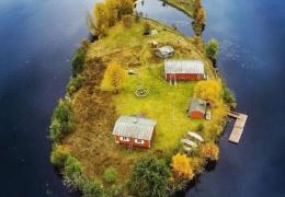 Сказочный финский островок Котисаари