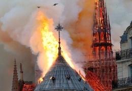 Французские миллиардеры не перечислили ни цента на восстановление Нотр-Дама