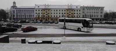 24 февраля внесет изменения в дорожное движение в центре Нарвы