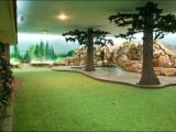 Роскошный подземный бункер