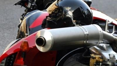 ДТП в Нарве: мотоцикл вылетел с дороги, пострадавший доставлен в больницу