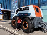 Российская компания Volgabus разработала новый беспилотный вездеход