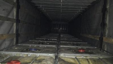 Налоговики задержали 15 топливных контрабандистов