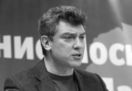 В Петербурге состоялось шествие в память о Борисе Немцове