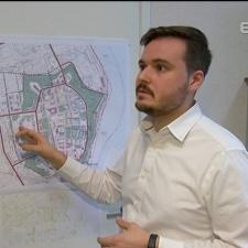 Для поиска главного архитектора власти Нарвы объявили уже третий конкурс