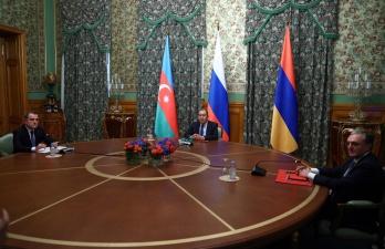 Армения и Азербайджан договорились о прекращении огня в Нагорном Карабахе
