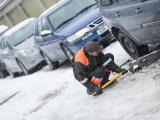 Первый снег в Эстонии стал причиной 50 небольших аварий