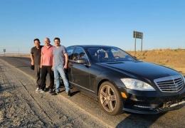 Путешествие по США: трое мужчин побывали в 48 штатах, установив новый рекорд