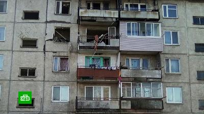 В Приморском крае при взрыве боеприпаса обрушились перекрытия дома, погибла женщина