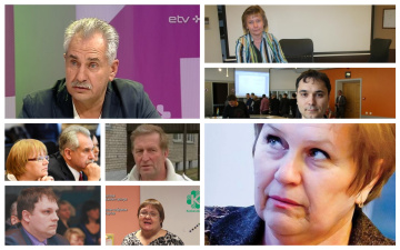 Ни один из подозреваемых в коррупции нарвских депутатов не вышел из горсобрания
