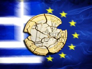 """В Греции началась """"финансовая паника"""", Ципрас грозит """"началом конца зоны евро"""""""