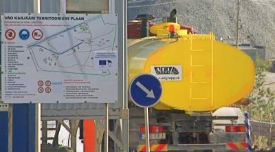 Управа Ласнамяэ будет требовать закрытия асфальтового завода
