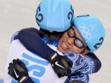 Россияне Ан и Григорьев взяли золото и серебро в шорт-треке