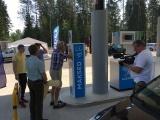 ФОТО и ВИДЕО: в Иллука построили муниципальную автозаправку