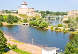 Пляжный сезон в Нарве откроется 1 июня