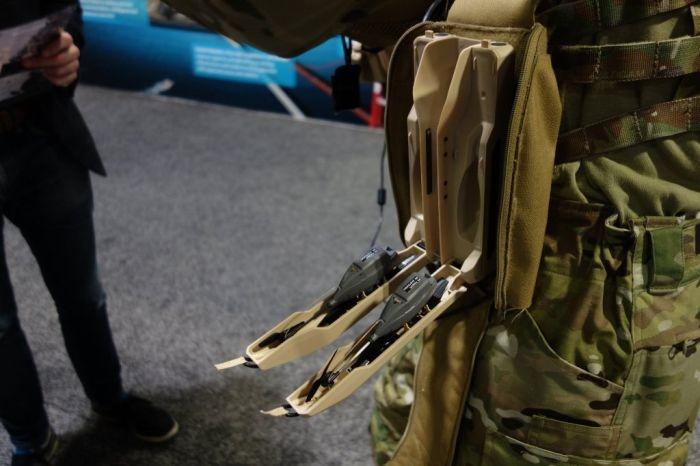 На вооружение американской армии поступит минидрон за 40 000 долларов