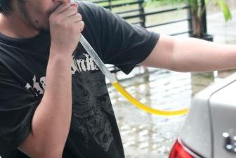 Защита для бензобака автомобиля своими руками