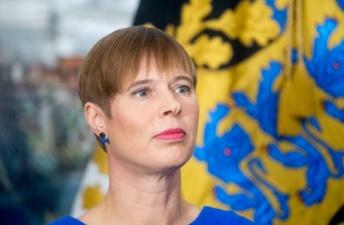 Президент Эстонии Керсти Кальюлайд в апреле этого года посетит столицу России.