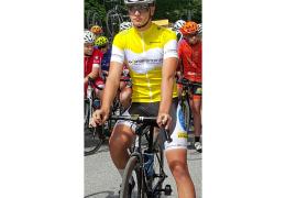 Удачное лето нарвского велосипедиста