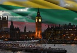 Литва ищет защиты у британской короны