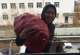 Доставка картошки на дом по-якутски