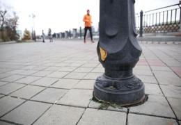 """В Екатеринбурге установили фонари, которые """"простоят века"""""""