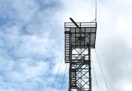 Мониторинг границы на реке Нарва усилили тремя радарными вышками