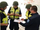 ФОТО: в Нарве и Нарва-Йыэсуу соревнуются полицейские