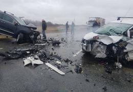 Недалеко от Нарвы произошла тяжелая авария