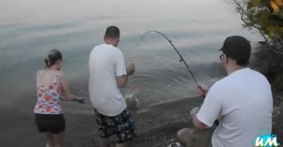 Подборка рыбацких фэйлов 2014
