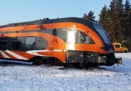 Перед железнодорожными переездами скорость движения могут снизить до 50 км/ч