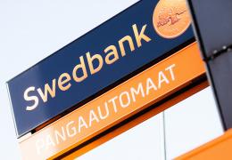 С 12 августа контора Swedbank в Силламяэ будет работать всего 4 часа в день