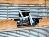 Водитель от бога: девушка припарковалась в стене здания в Долгопрудном