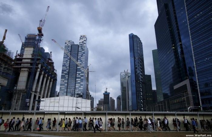 Удивительное государство Сингапур