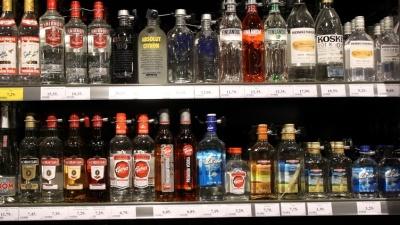 Употребление алкоголя в Эстонии сокращается третий год подряд