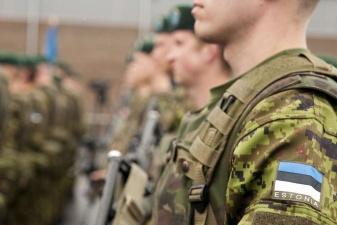 Правительство Эстонии одобрило рекордные расходы на оборону в 2019 году