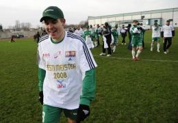 Ошеломительная новость: легендарный эстонский футболист возвращается!