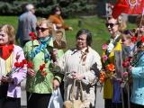 В Нарве на праздничный митинг собралось около 3000 горожан