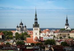 Воздух в Таллинне – один из самых чистых в Европе