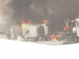 В массовом ДТП в США столкнулось более 150 машин
