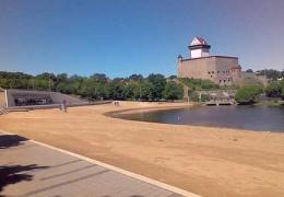Пляж на Липовке: купаться можно и нужно