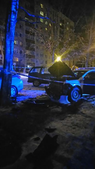 ДТП в Нарве: пострадал полицейский