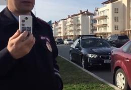 Пресечение сомнительной эвакуации автомобиля