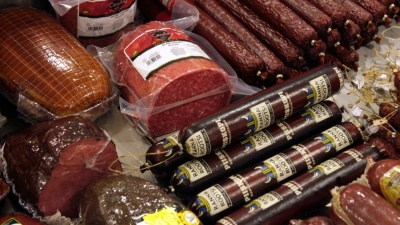 Эстонские продукты везут в Россию десятками и сотнями килограммов