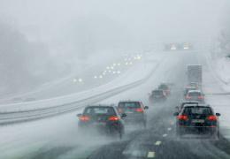 Германия и Австрия страдают от снегопадов