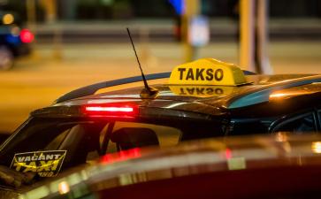 В Нарве поменяли правила таксоизвоза: такси должно соответствовать стандарту EURO 5