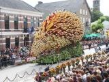 В голландском городе Зюндерт прошел традиционный парад цветов