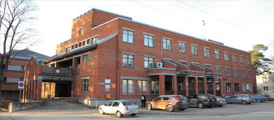 Активисты собрали в Усть-Нарве подписи за объединение с Нарвой