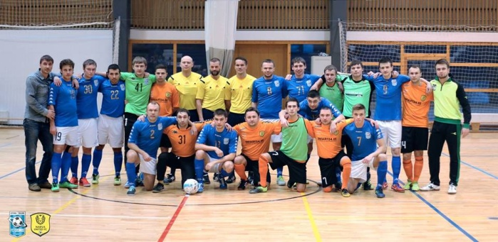 Определился соперник Narva United в плей-офф чемпионата Эстонии по футзалу